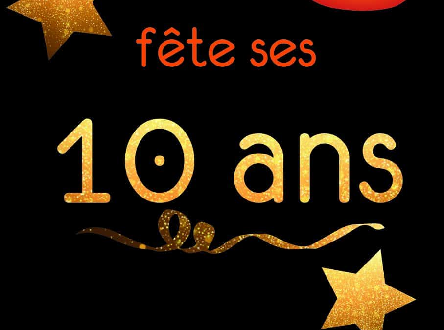 Piment Cuisines fête ses 10 ans !